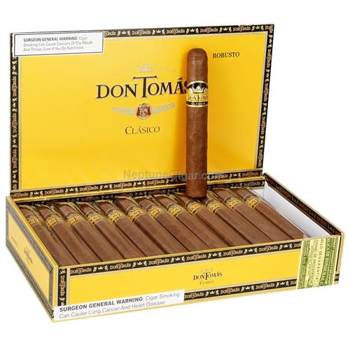 Don Tomas Clasico Cigars Discount At Neptune