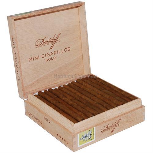 Davidoff Mini Cigarillos Gold 3 1/2 * 20  sc 1 st  NeptuneCigar.com & Davidoff Mini Cigarillos Gold 3