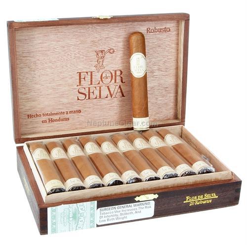 Flor De Selva Cigars Neptune Cigars