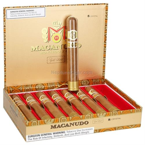 Macanudo Gold Label Crystal 5 Quot 1 2 50