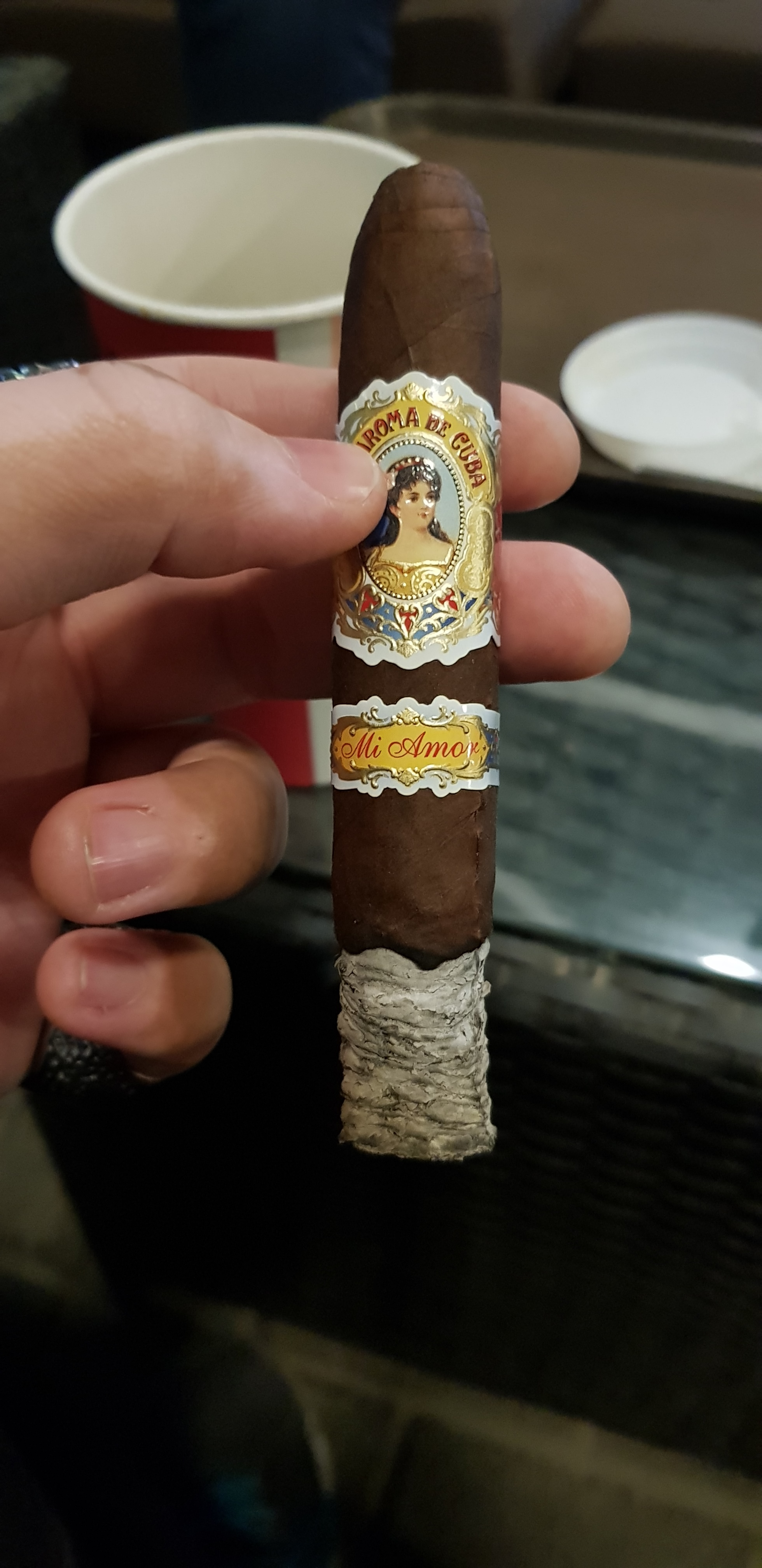 La Aroma de Cuba Mi Amor Belicoso 5