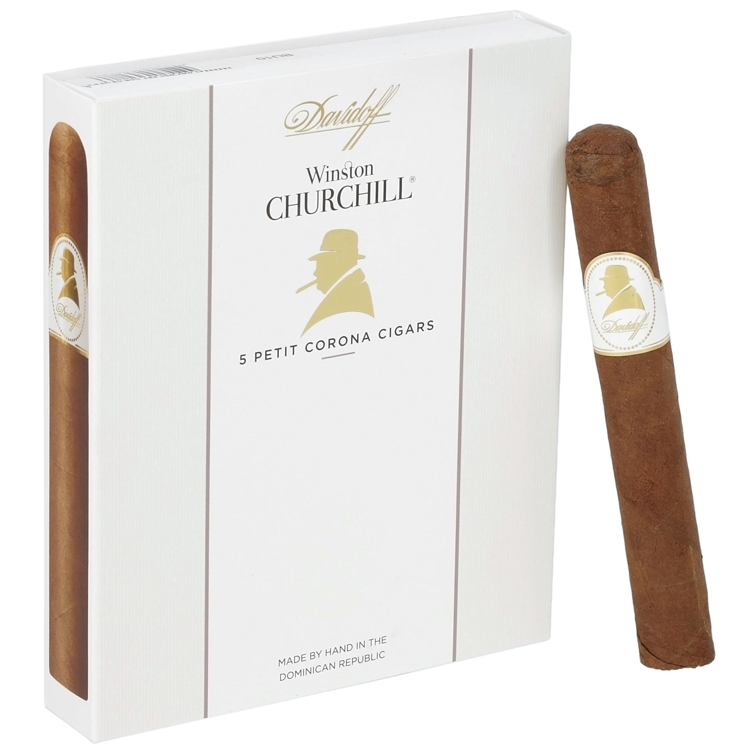 Davidoff Winston Churchill Petit Corona 4