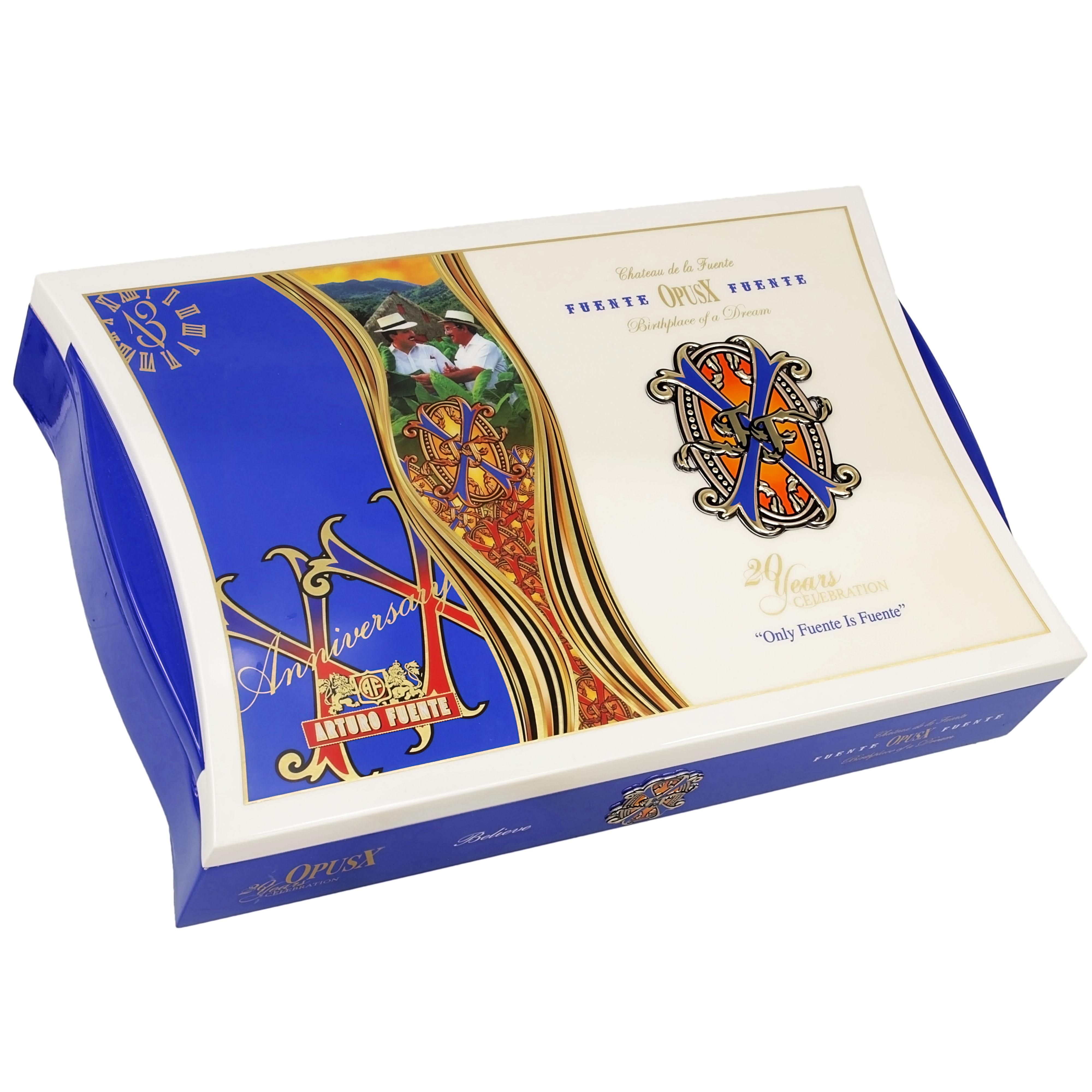 Opus X Forbidden X Empty Cigar Box
