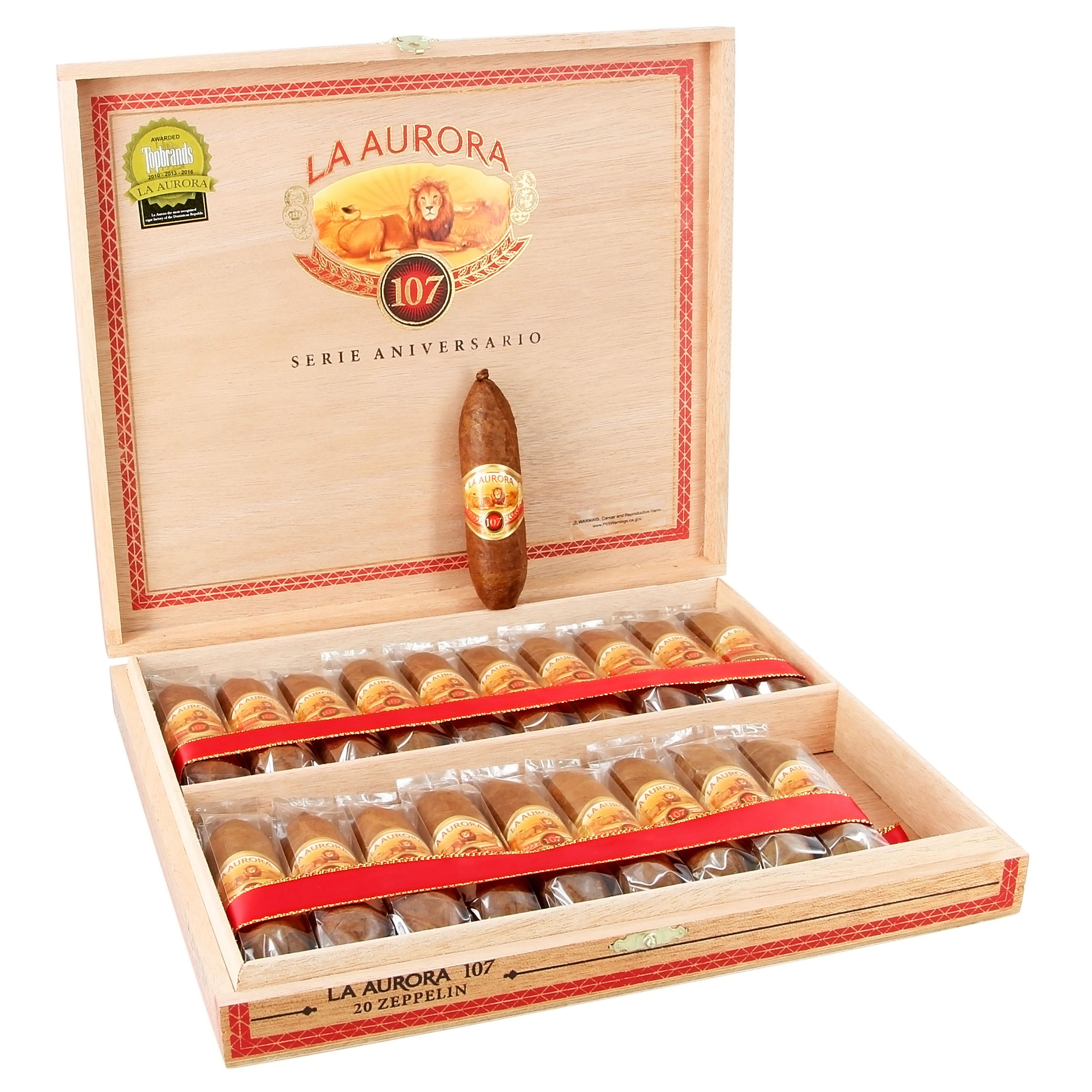 Perfect Cut New La Aurora ADN Cigar Cutter