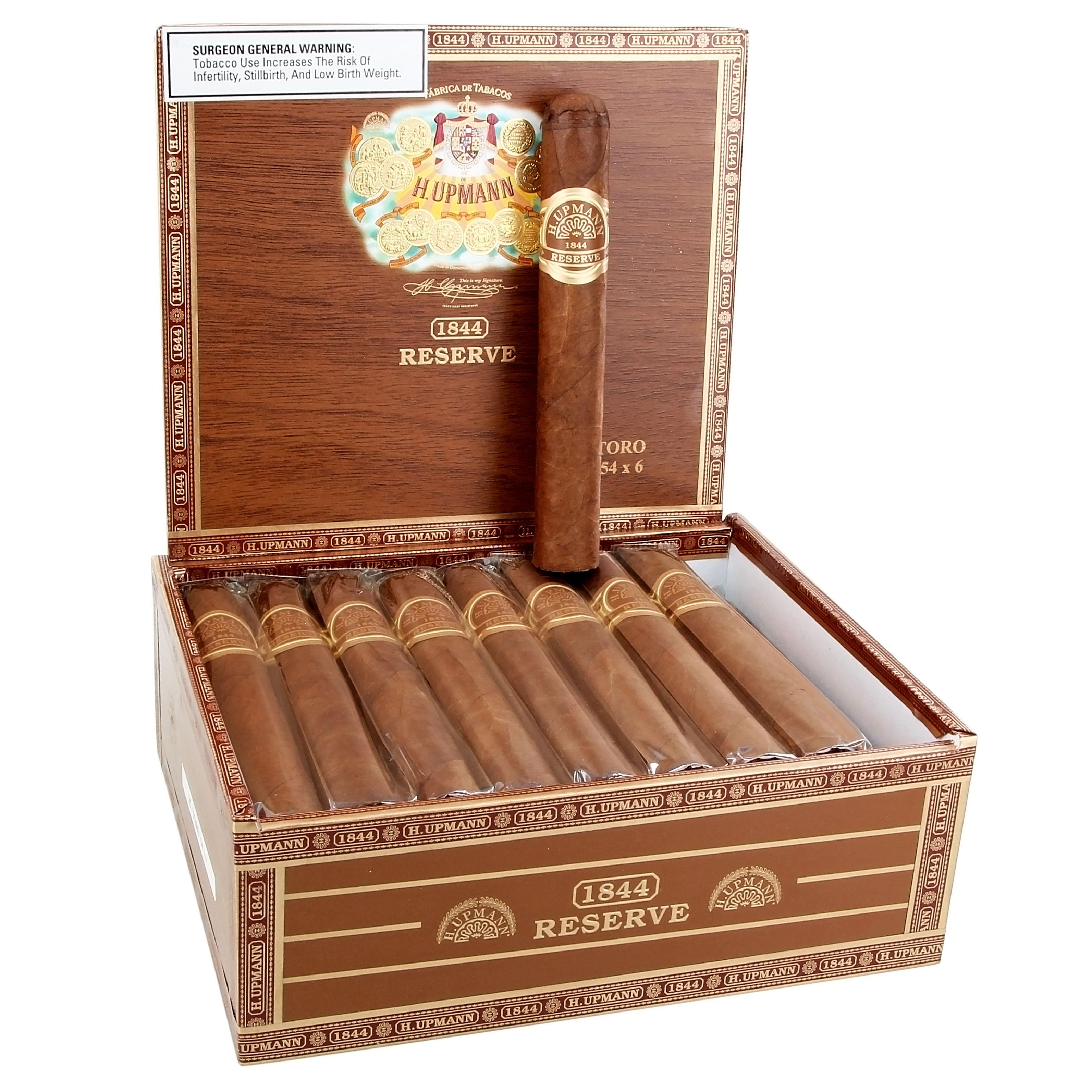 Montecristo Epic Toro Empty Wood Cigar Box