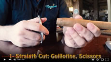 How to Cut Your cigar