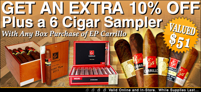 Free Sampler with Box Purchase of EPC