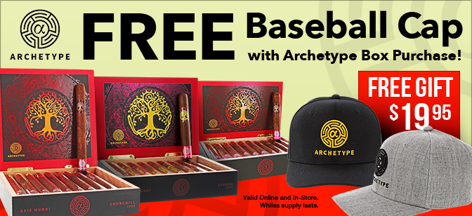 FREE HAT WITH ARCHETYPE BOX PURCHASE